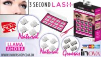Pestañas Magneticas 3 Second Lash